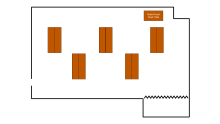 room schematic in groups