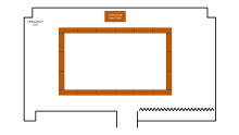 square room schematic